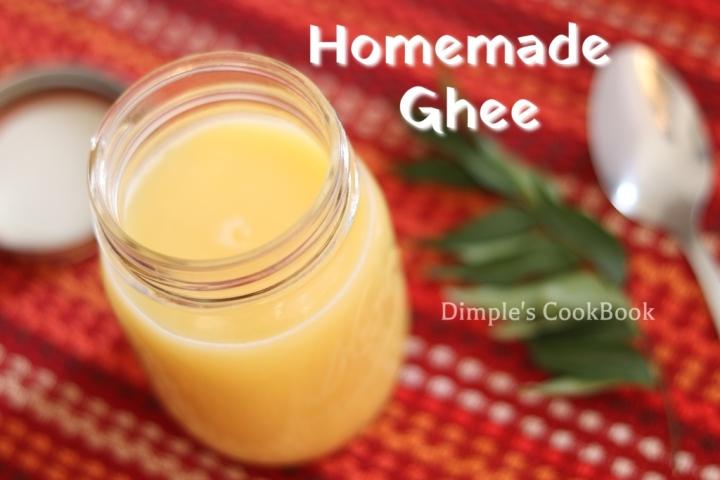 HomemadeGhee