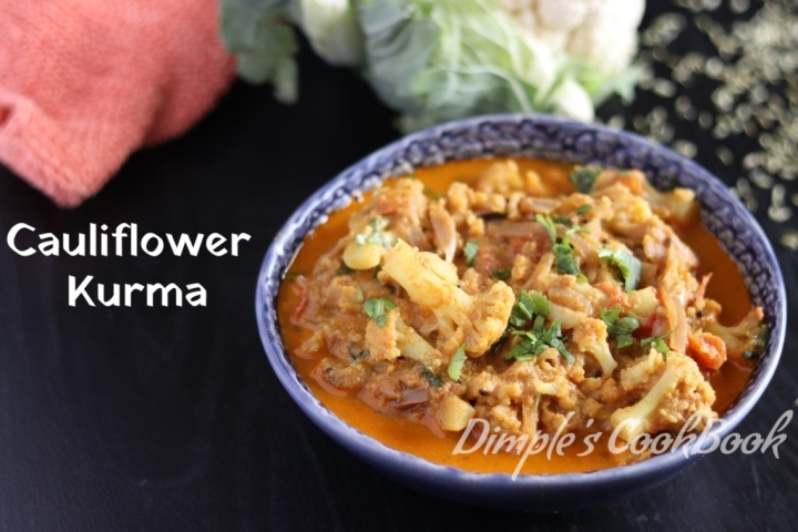 Cauliflower_Kurma