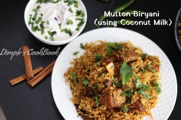 CoconutMilk_Mutton_Biryani