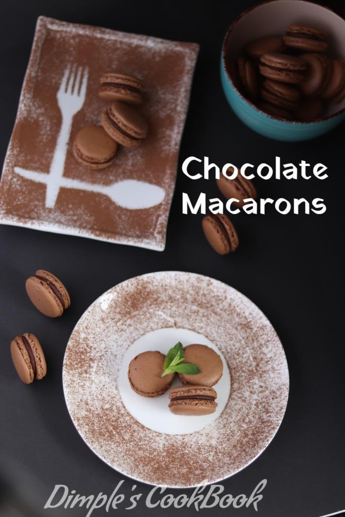 Chocolate_Macaron_Ganache_Filling