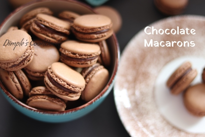 Chocolate_Macarons