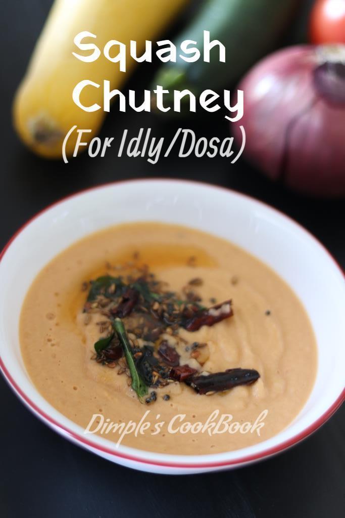 SquashChutney_for_Idly_Dosa