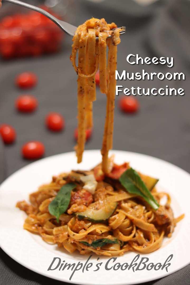 Mushroom-Fettuccine_Pasta